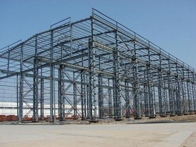 四川钢结构工程的施工技巧