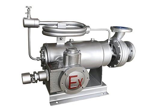 高温分离型屏蔽泵(HPG)