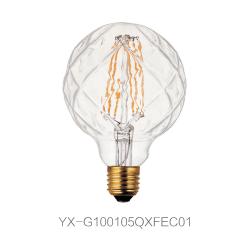 异形LED 灯丝灯 G100球形钻石