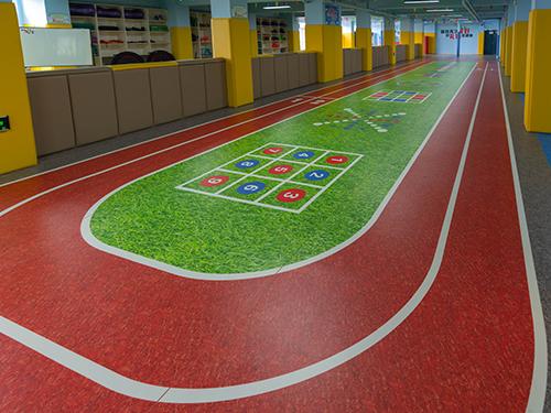 什么样的健身房地胶垫才能更舒适呢?