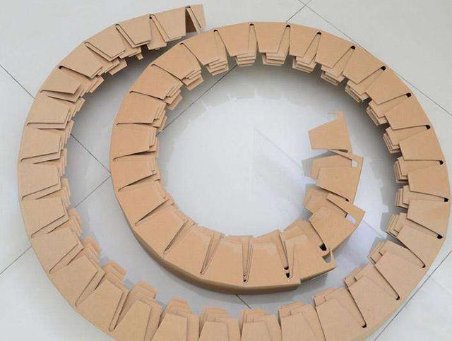 环绕型纸护角