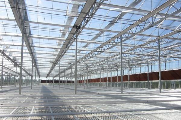 玻璃温室大棚修建注意事项