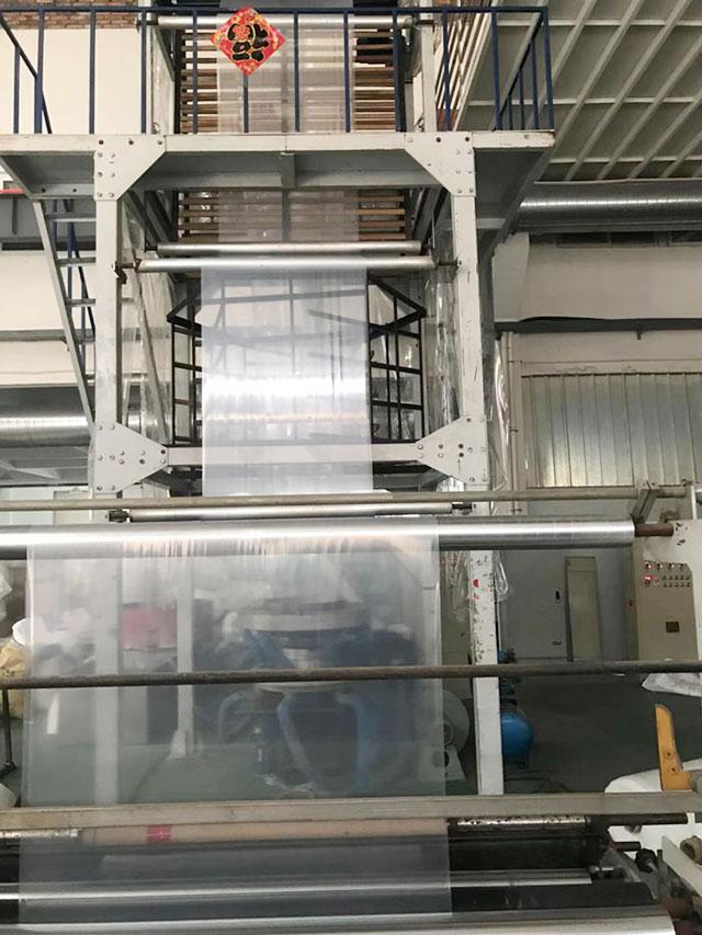 气泡袋生产机器