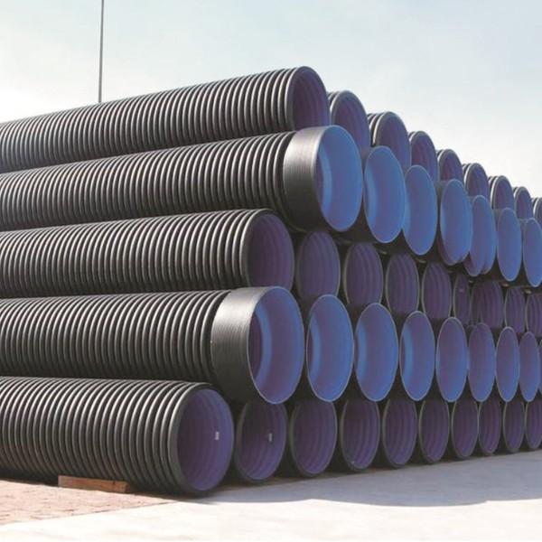 天津高密度聚乙烯(HDPE )双壁波纹管