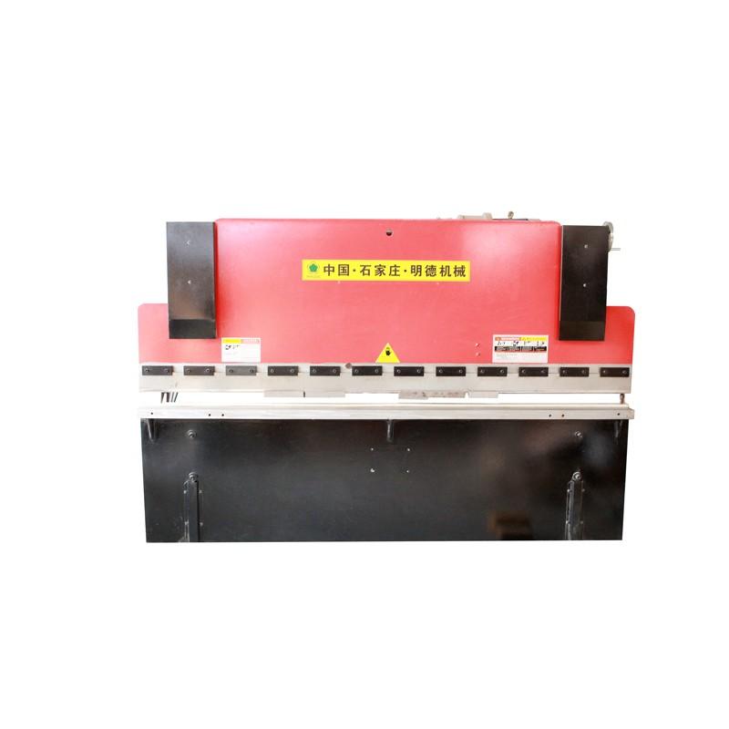 钢带木箱压板机