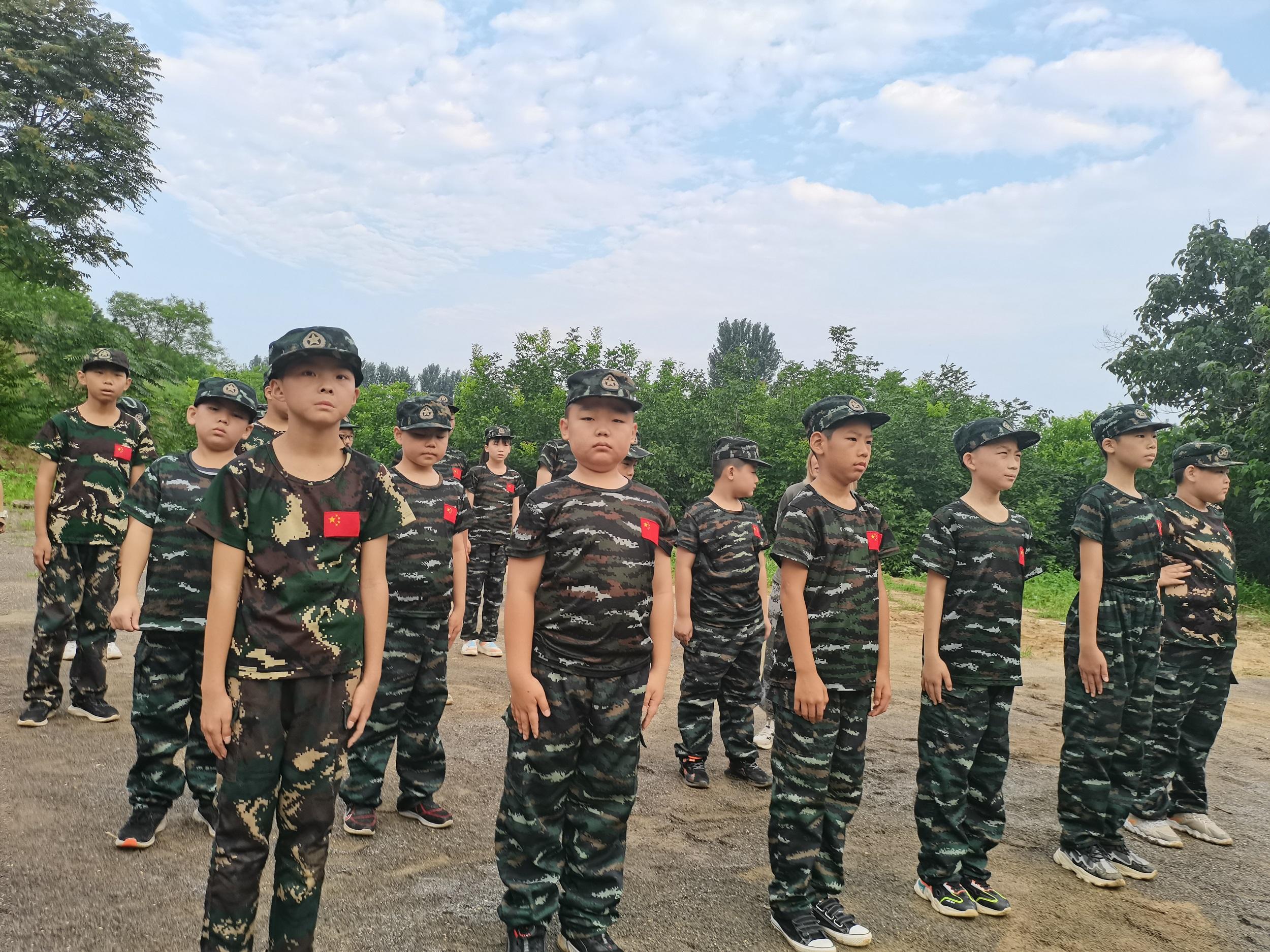军刃军事训练