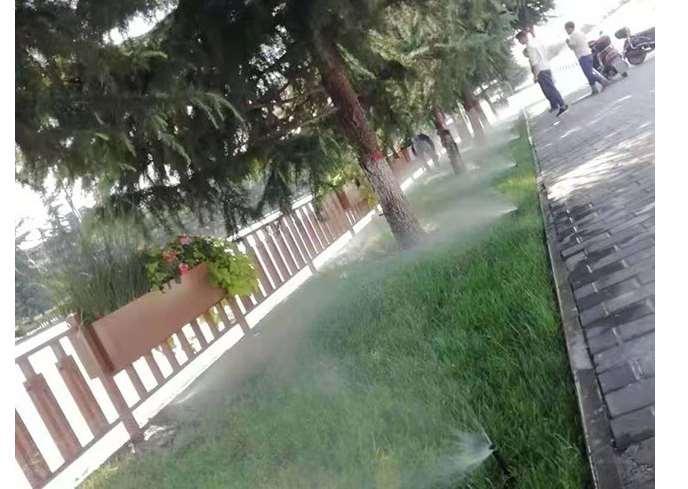 智能灌溉能节水保收