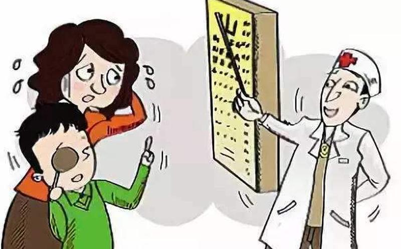 致盲因素有哪些?怎么避免?