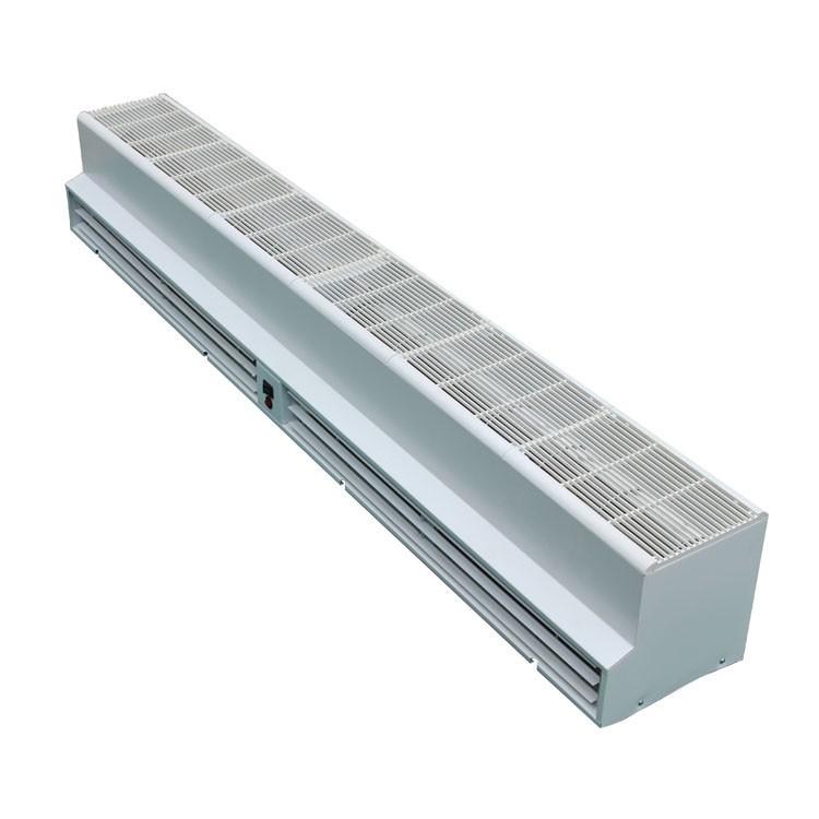 防热水型风幕机是怎样命名的?