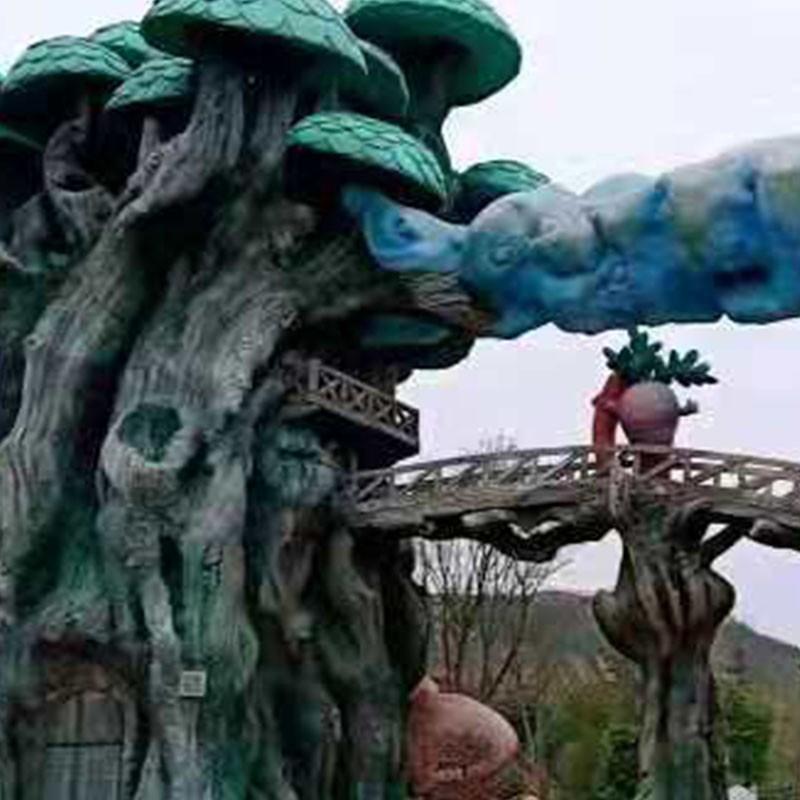 石雕藏品的保养和j景观雕塑的做法