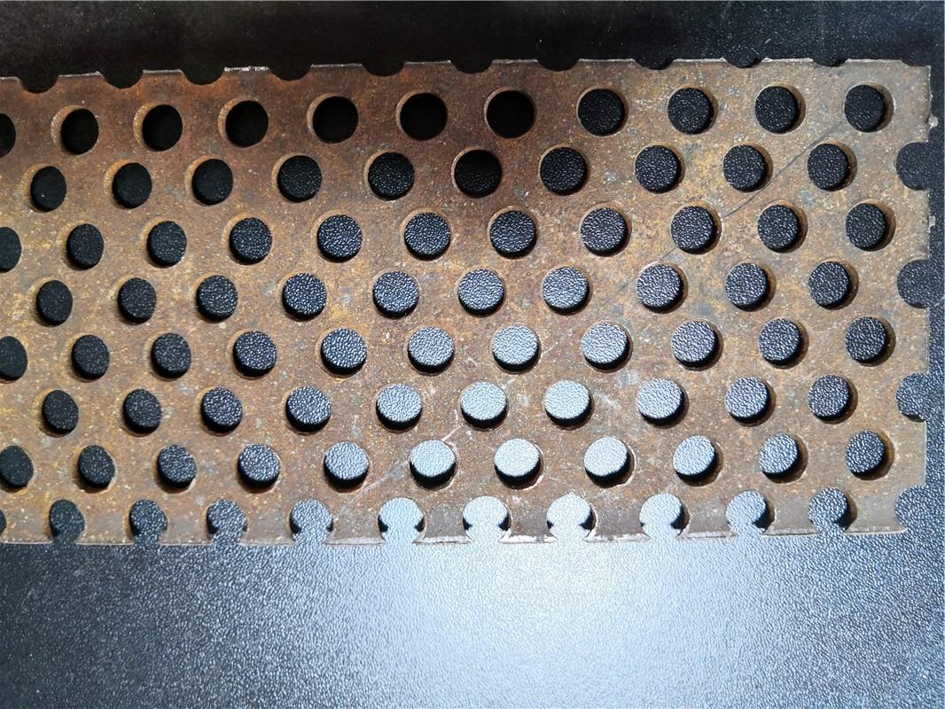 筛选矿石孔板