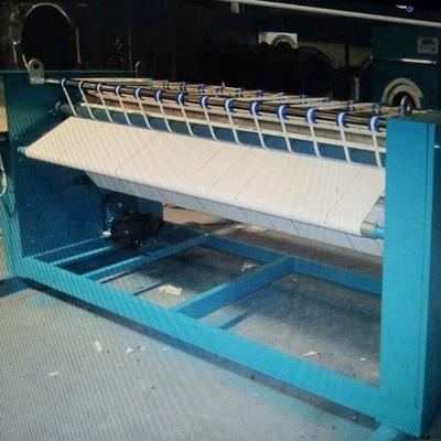 直销供应2800mm蒸汽加热单辊筒烫平机 工业医用用精密烫平机批发