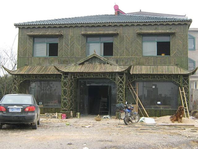 竹房子设计