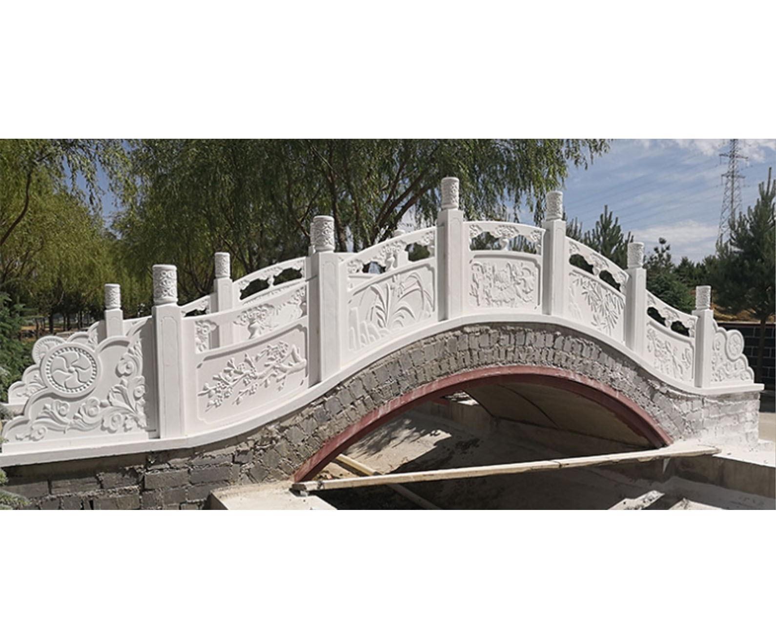 石桥石栏板