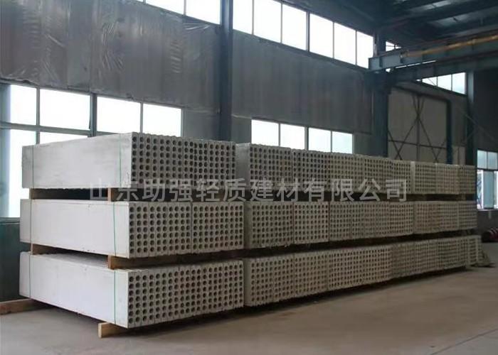轻质隔墙板的几种生产制造技术