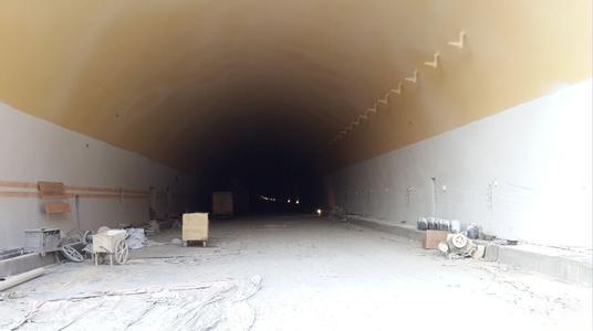 隧道防火涂料的防火原理,你要知道这3点