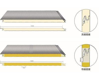 金属岩棉夹芯板