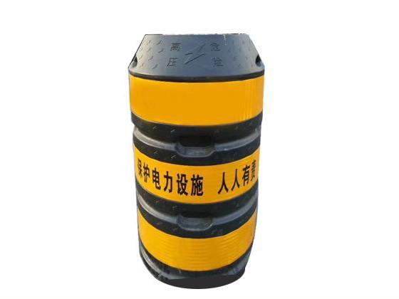馬路使用電桿防撞桶的特點