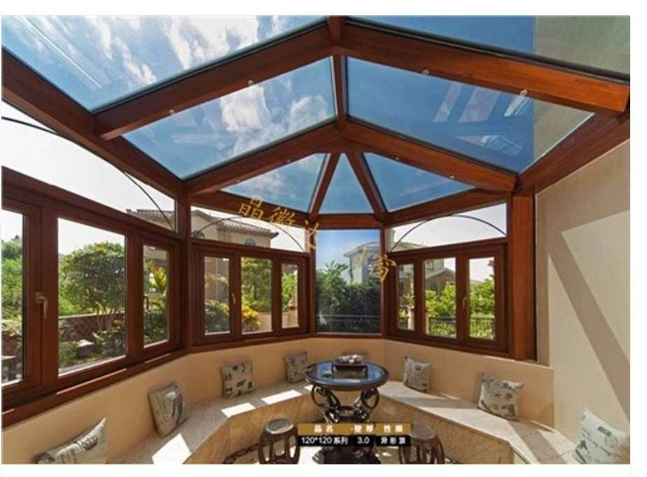 阳光房的门窗需要更高的保障