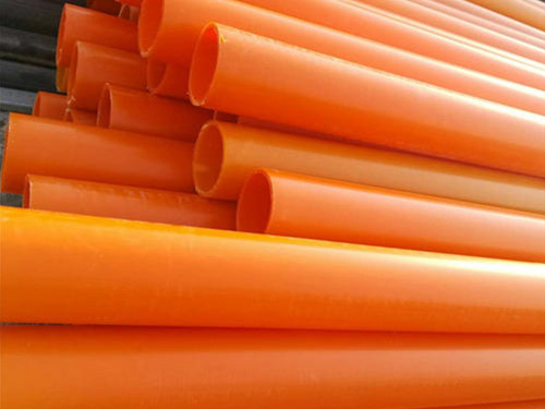 PE穿线管埋地装线的主要用途详细说明