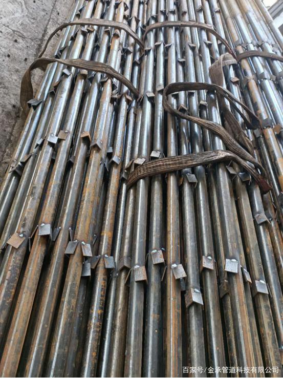 顶管施工中钢花管注浆的施工工艺