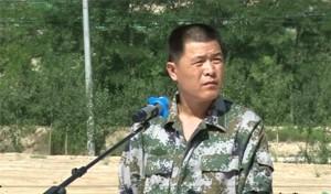 2018年皋兰县突发性地质灾害应急演练