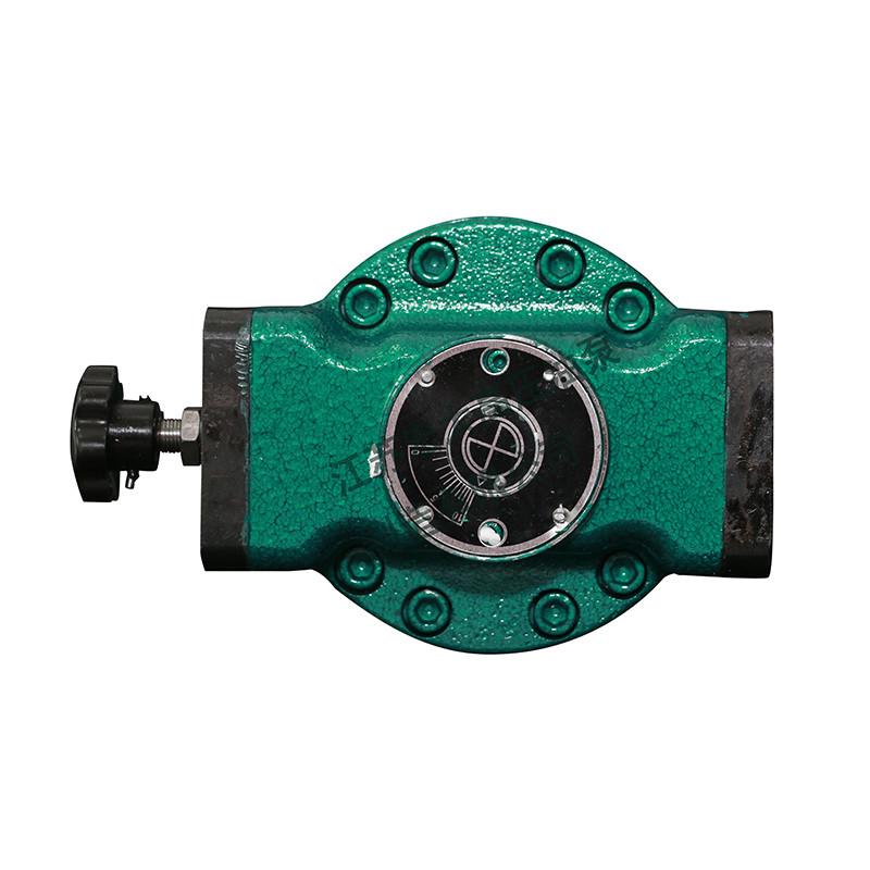 如何进行轴向柱塞泵维护和自检?