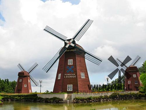 荷兰风车制造厂家