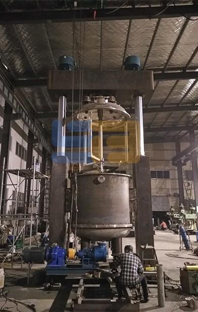 上海硅硐胶成套生产线