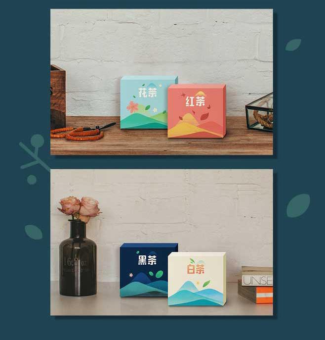 茶叶礼盒包装盒