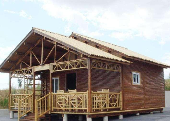 怎样延长竹房子的寿命