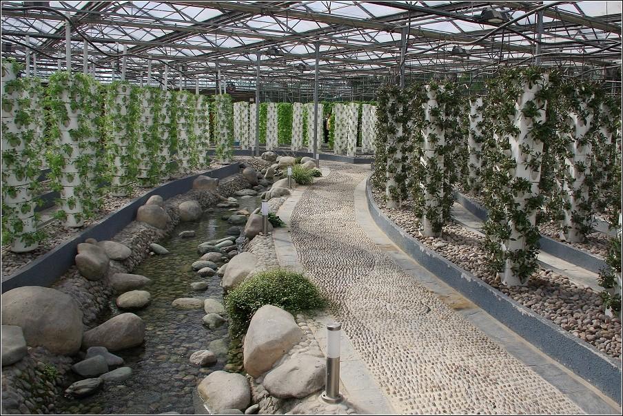 玻璃温室大棚常用配套系统及用途