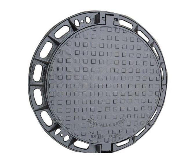 正确安装球墨铸铁井盖的方法