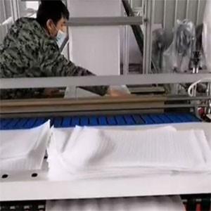 多功能自动纠偏制袋机
