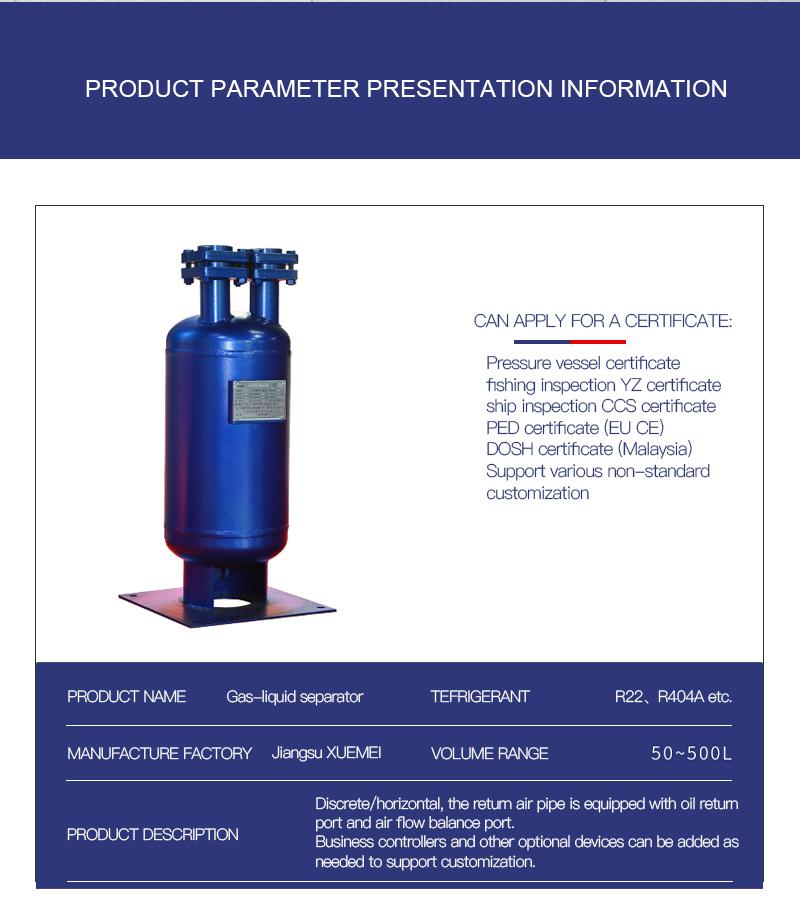 Gas-liquid separator