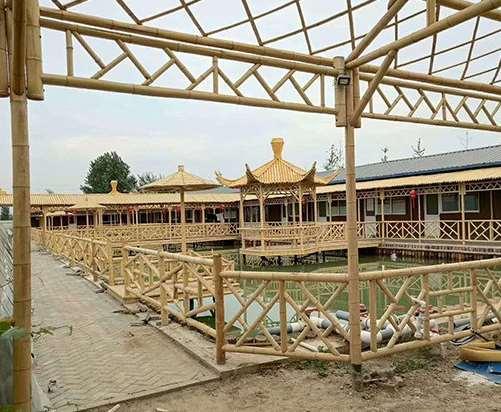 竹房子怎样进行建筑设计