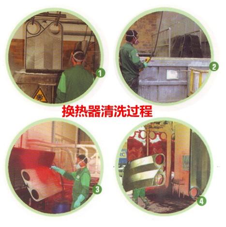 板式换热器维修清洗