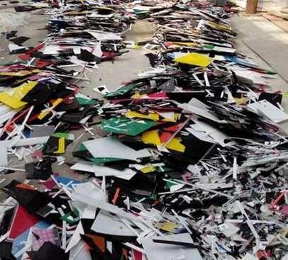 废塑料回收的种类划分