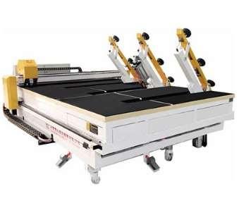 扬州全自动玻璃切割机的清洗工艺