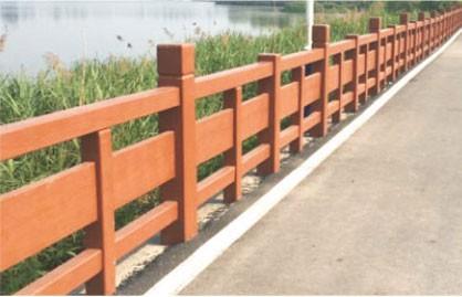 江苏仿木护栏