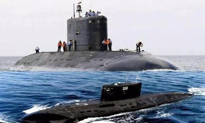 核潛艇下水閥門卻沒關好,差點直接沉沒