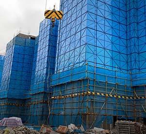 福建全钢爬架租赁浅析在建筑工地中全钢爬架的优势都有哪些?
