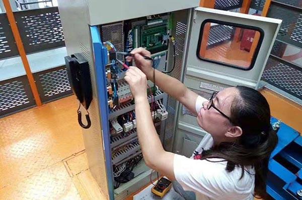 电梯维修培训