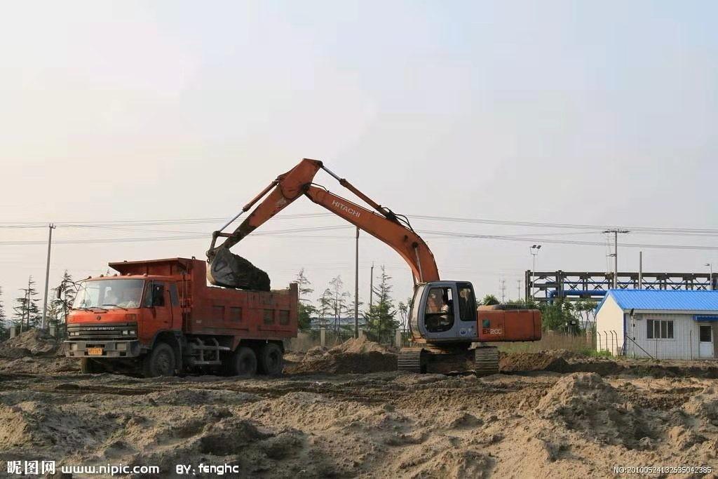 重庆挖机出租
