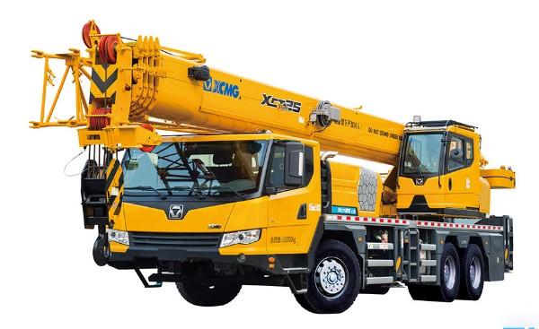 XCT25L5吊车租赁