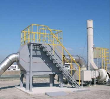 UV光解废气处理设备的性能特性
