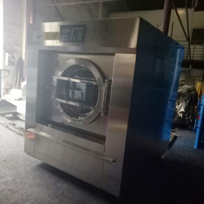 厂家提供蒸气加热烘干机 单桶滚筒式工业烘干机 干洗店洗涤设备