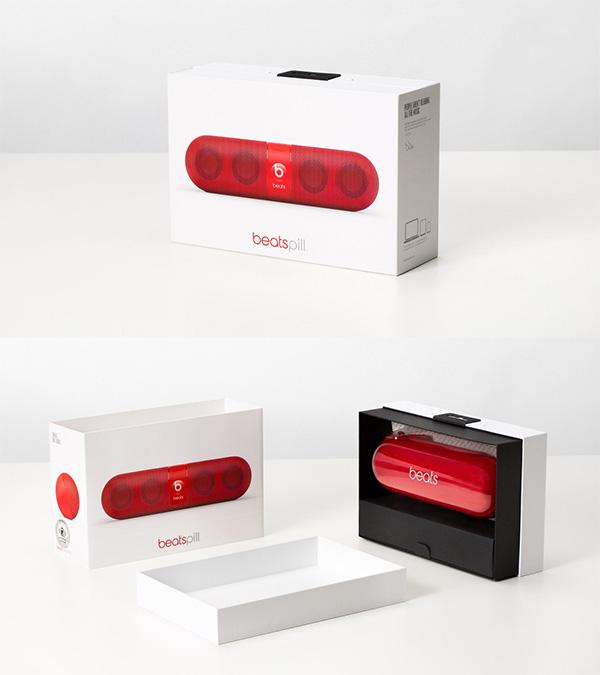 蓝牙音箱包装盒
