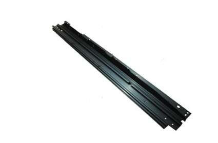 天窗导轨上固定元件和滑块的作用
