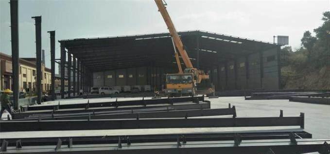 如何安全加工钢结构